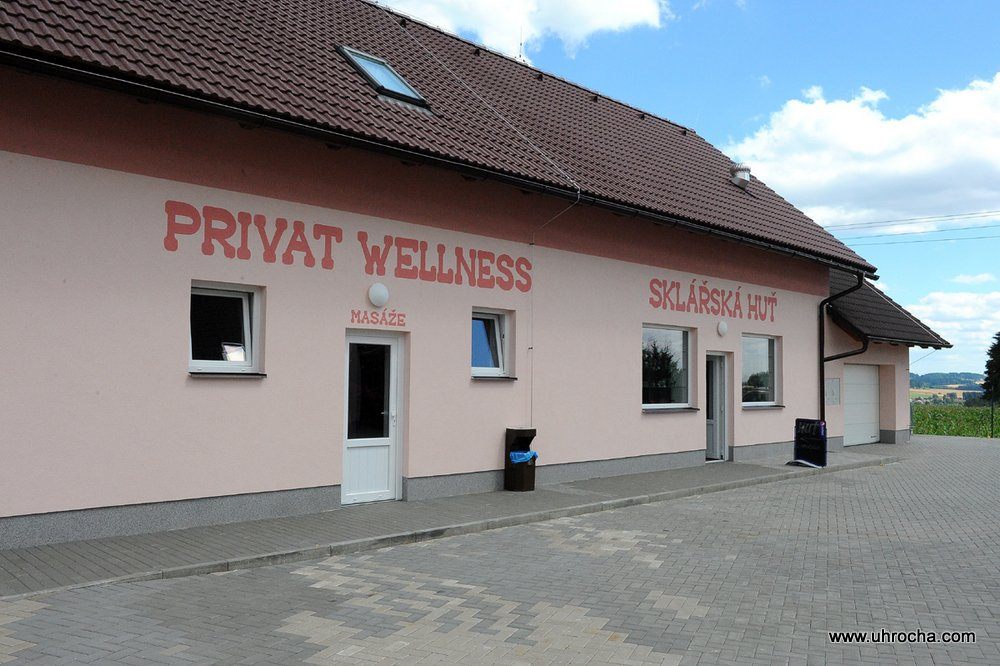 Wellness Privat wellness u Hrocha